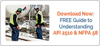 FREE Guide: Understanding  API 251O & NFPA 58